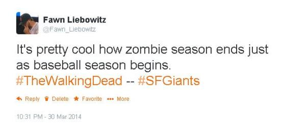 Tweets-FL-Zombie Season