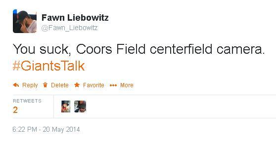 Tweets-FL-Centerfield Camera-1