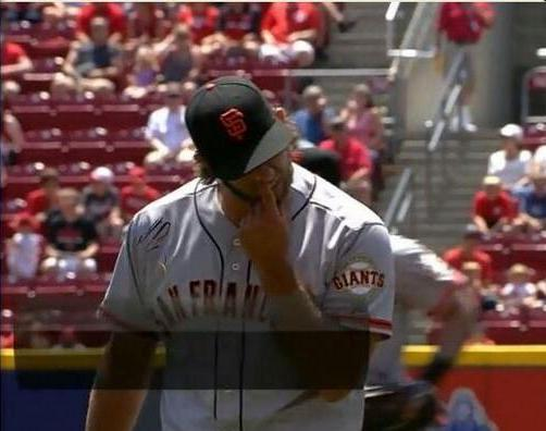 Giants-Bumgarner-Snotrocket-2014-06-05-1-Double-Left