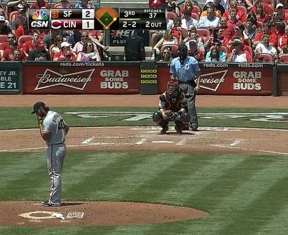 Giants-Bumgarner-Snotrocket-2014-06-05-2