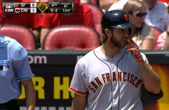 Giants-Bumgarner-Snotrocket-2014-06-05-3