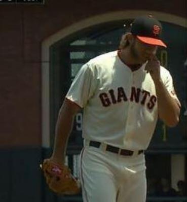 Giants-Bumgarner-Snotrocket-2014-07-13-1A