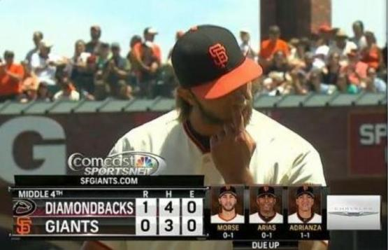 Giants-Bumgarner-Snotrocket-2014-07-13-2A