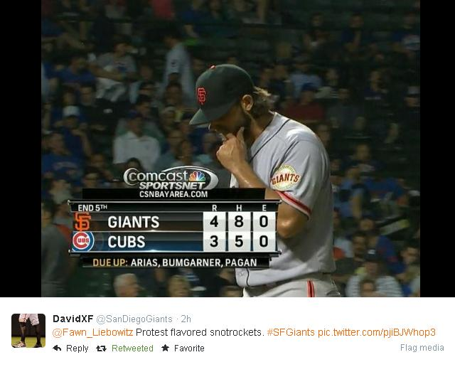 Giants-Bumgarner-Snotrocket-2014-08-21-1-Tweet