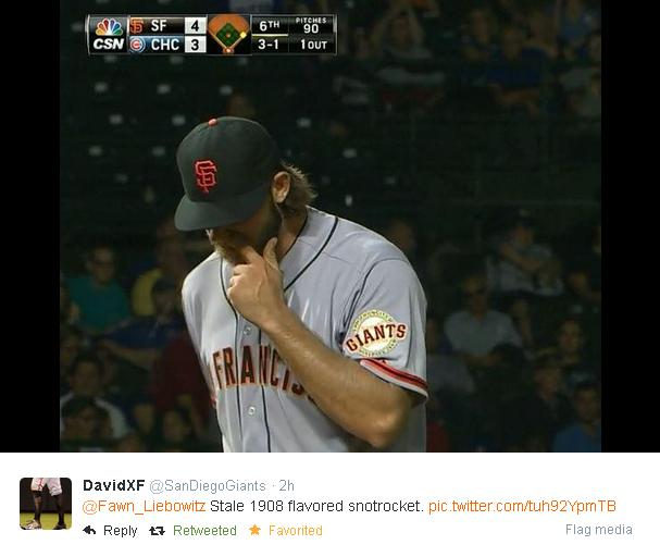 Giants-Bumgarner-Snotrocket-2014-08-21-3-Tweet