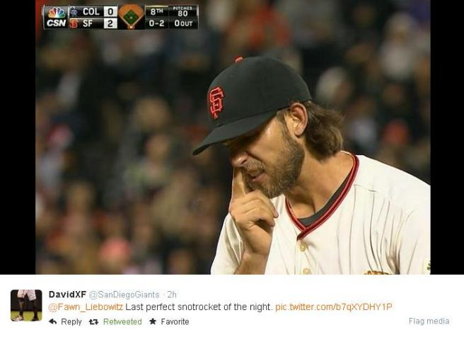 Giants-Bumgarner-Snotrocket-2014-08-26-5-Tweet