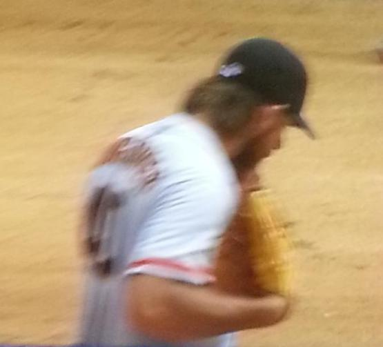 Giants-Bumgarner-Snotrocket-2014-09-06