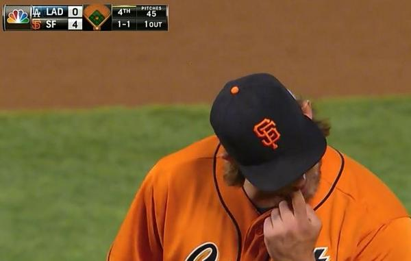 Giants-Bumgarner-Snotrocket-2014-09-12-1