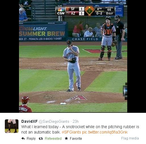 Giants-Bumgarner-Snotrocket-2014-09-17-2-Tweet