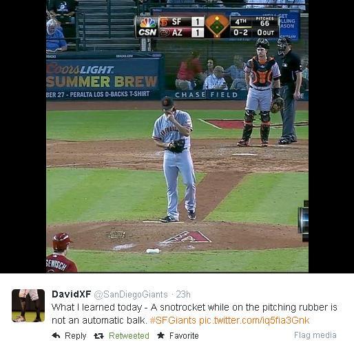 Giants-Bumgarner-Snotrocket-2014-09-17-2-Tweet