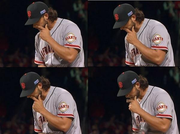Giants-Bumgarner-Snotrocket-2014-10-11-1-Collage