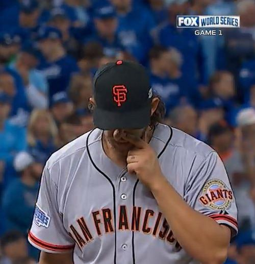 Giants-Bumgarner-Snotrocket-2014-10-22-3