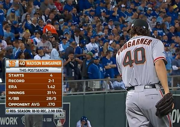 Giants-Bumgarner-Snotrocket-2014-10-22