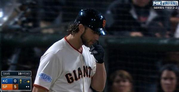 Giants-Bumgarner-Snotrocket-2014-10-26-4