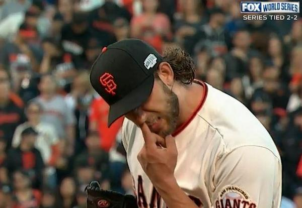 Giants-Bumgarner-Snotrocket-2014-10-26