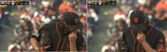 Giants-Bumgarner-Snotrocket-2015-05-09-Double