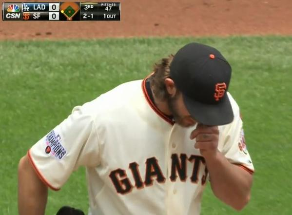 Giants-Bumgarner-Snotrocket-2015-05-21-5
