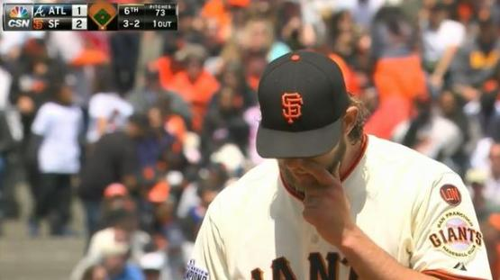 Giants-Bumgarner-Snotrocket-2015-05-31-3