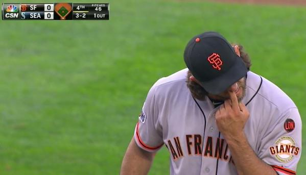 Giants-Bumgarner-Snotrocket-2015-06-17-1