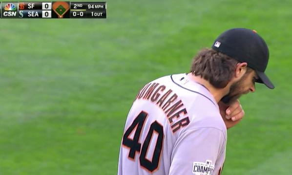 Giants-Bumgarner-Snotrocket-2015-06-17
