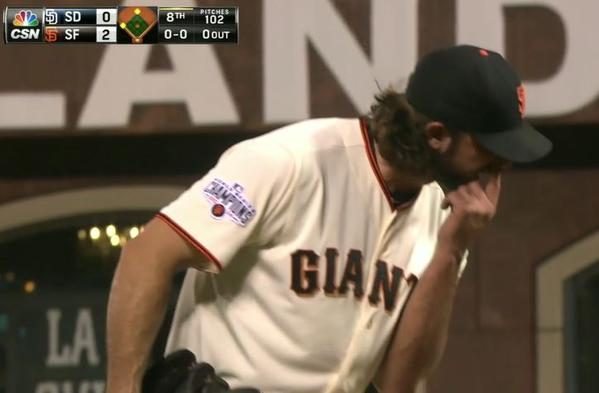 Giants-Bumgarner-Snotrocket-2015-06-23-5-Double-Left