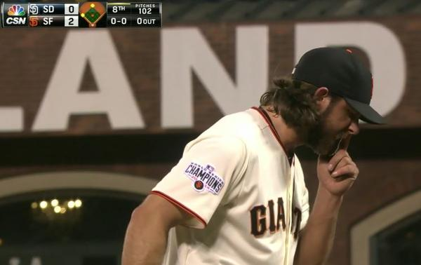 Giants-Bumgarner-Snotrocket-2015-06-23-5-Double-Right