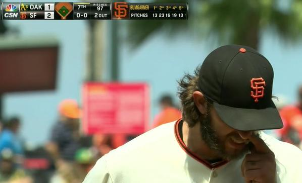 Giants-Bumgarner-Snotrocket-2015-07-25-4