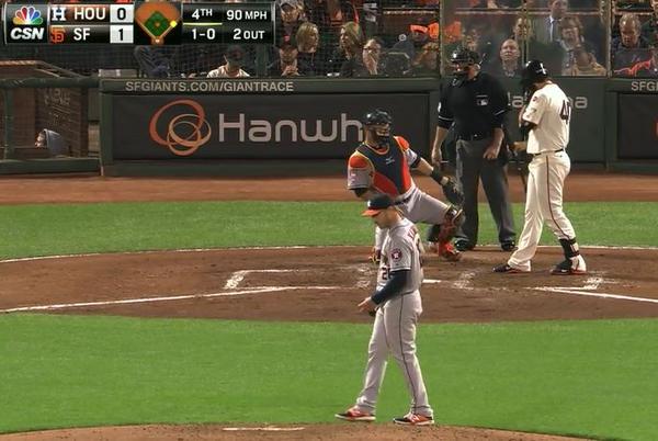 Giants-Bumgarner-Snotrocket-2015-08-11