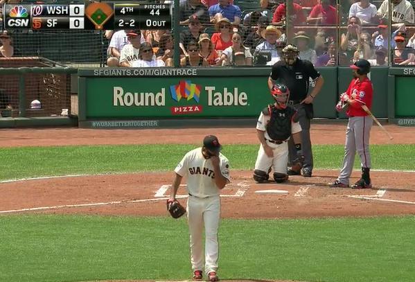 Giants-Bumgarner-Snotrocket-2015-08-16-3