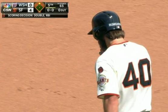 Giants-Bumgarner-Snotrocket-2015-08-16-6