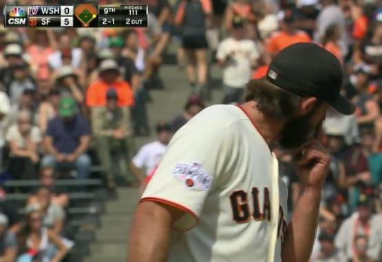 Giants-Bumgarner-Snotrocket-2015-08-16-7