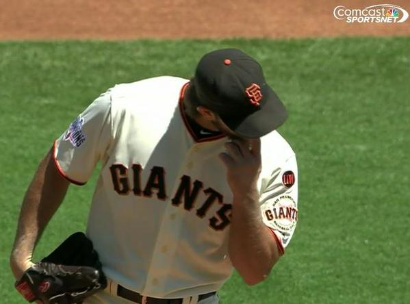 Giants-Bumgarner-Snotrocket-2015-08-27