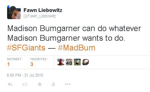 Tweets-FL-Bumgarner-Can Do-2015