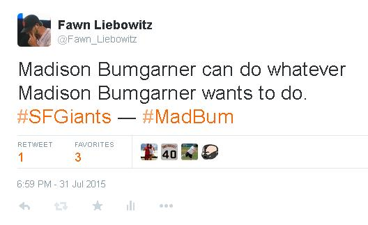 Tweets-FL-Bumgarner-Can Do-2015