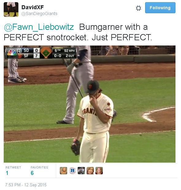 Giants-Bumgarner-Snotrocket-2015-09-12-3-Twitter