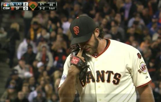 Giants-Bumgarner-Snotrocket-2015-09-29-4
