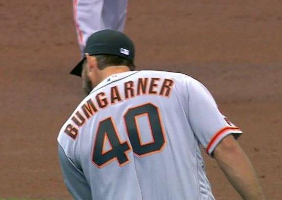 Giants-Bumgarner-Snotrocket-2016-04-04