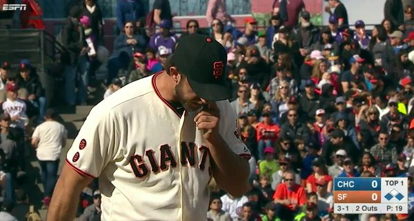 Giants-Bumgarner-Snotrocket-2016-05-22-Double-Right