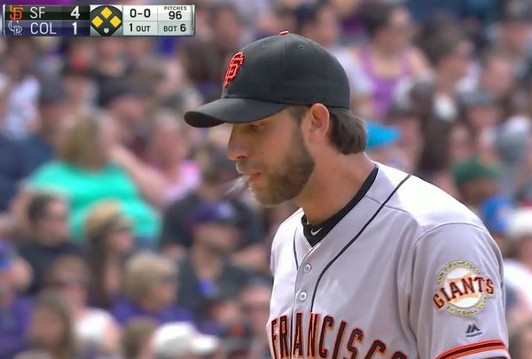 Giants-Bumgarner-Snotrocket-2016-05-28-Loogie