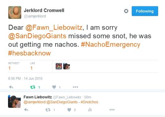 Giants-Bumgarner-Snotrocket-2016-06-14-Tweet-Jerklord