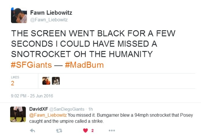 Giants-Bumgarner-Snotrocket-2016-06-25-Tweet-FL-Screen