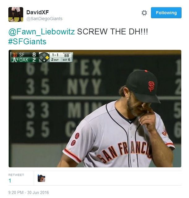 Giants-Bumgarner-Snotrocket-2016-06-30-4-Tweet