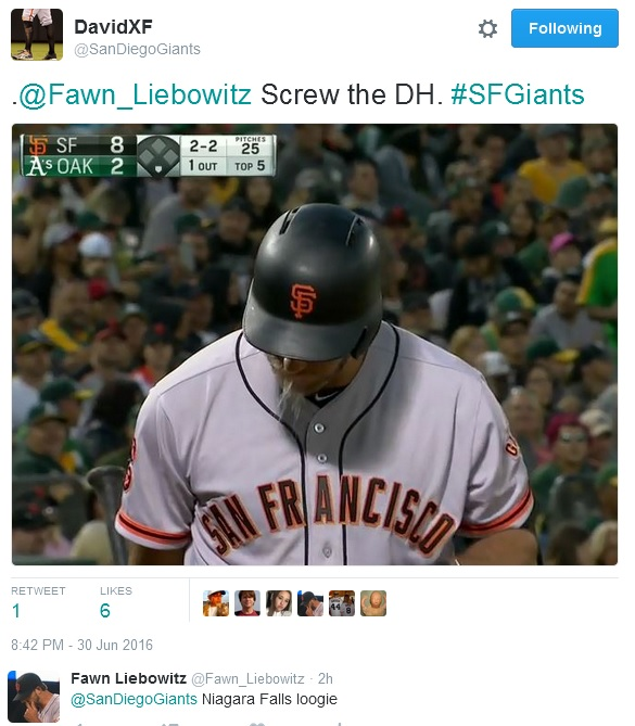 Giants-Bumgarner-Snotrocket-2016-06-30-Loogie-Tweet