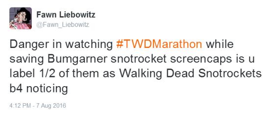 Giants-Bumgarner-Snotrocket-2016-08-07-Tweet-FL-TWD Marathon