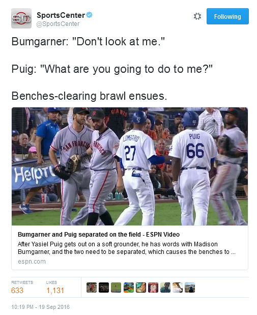 giants-bumgarner-snotrocket-2016-09-19-tweet-espn-dont-look-at-me