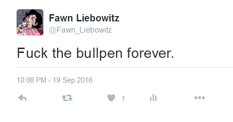 giants-bumgarner-snotrocket-2016-09-19-tweet-fuck-the-bullpen