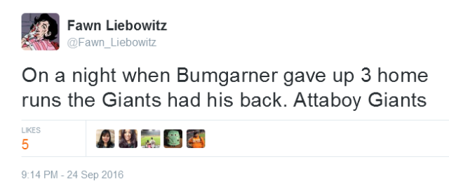 giants-bumgarner-snotrocket-2016-09-24-tweet-had-his-back