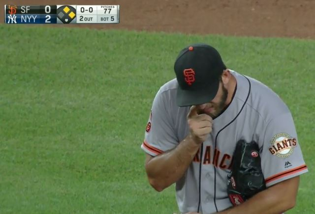 giants-bumgarner-snotrocket-2016-07-22