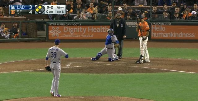 giants-bumgarner-snotrocket-2016-09-30-bat-kiss