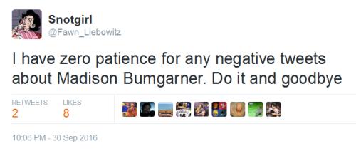 giants-bumgarner-snotrocket-2016-09-30-tweet-zero-patience-negative-tweets